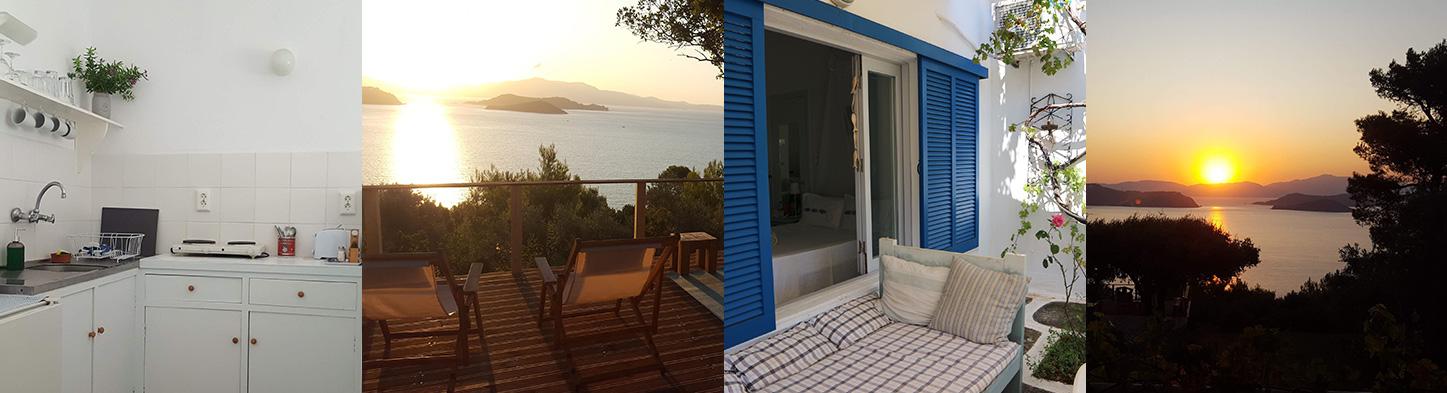 Villa Nikh, Skiathos, Greece